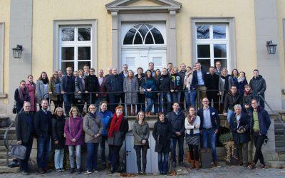 Treffen der LEADER- und VITAL-Regionen aus NRW