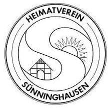 Infotafeln und Beschilderung von Sehenswürdigkeiten in Sünninghausen