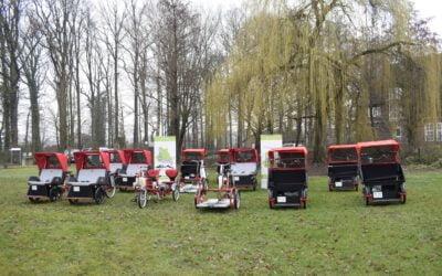 E-Fahrzeuge in der 8Plus-Region