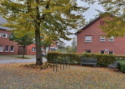 Umgestaltung des Lambertusplatz in Hoetmar