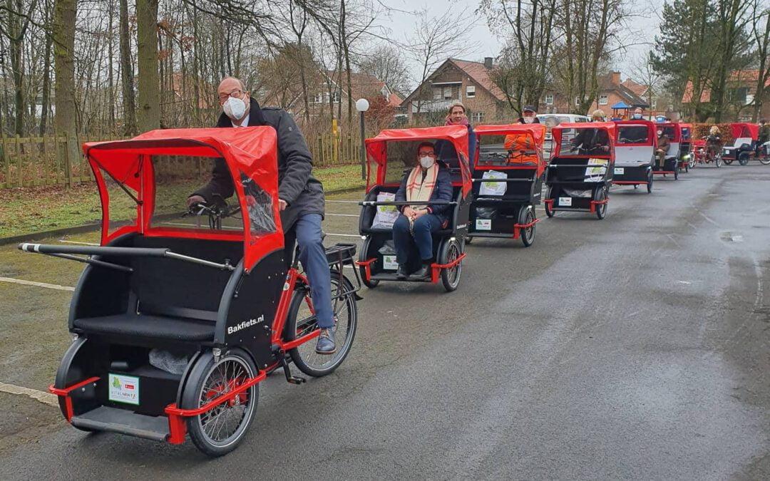 Ehrenamtskonzept für E-Fahrzeuge